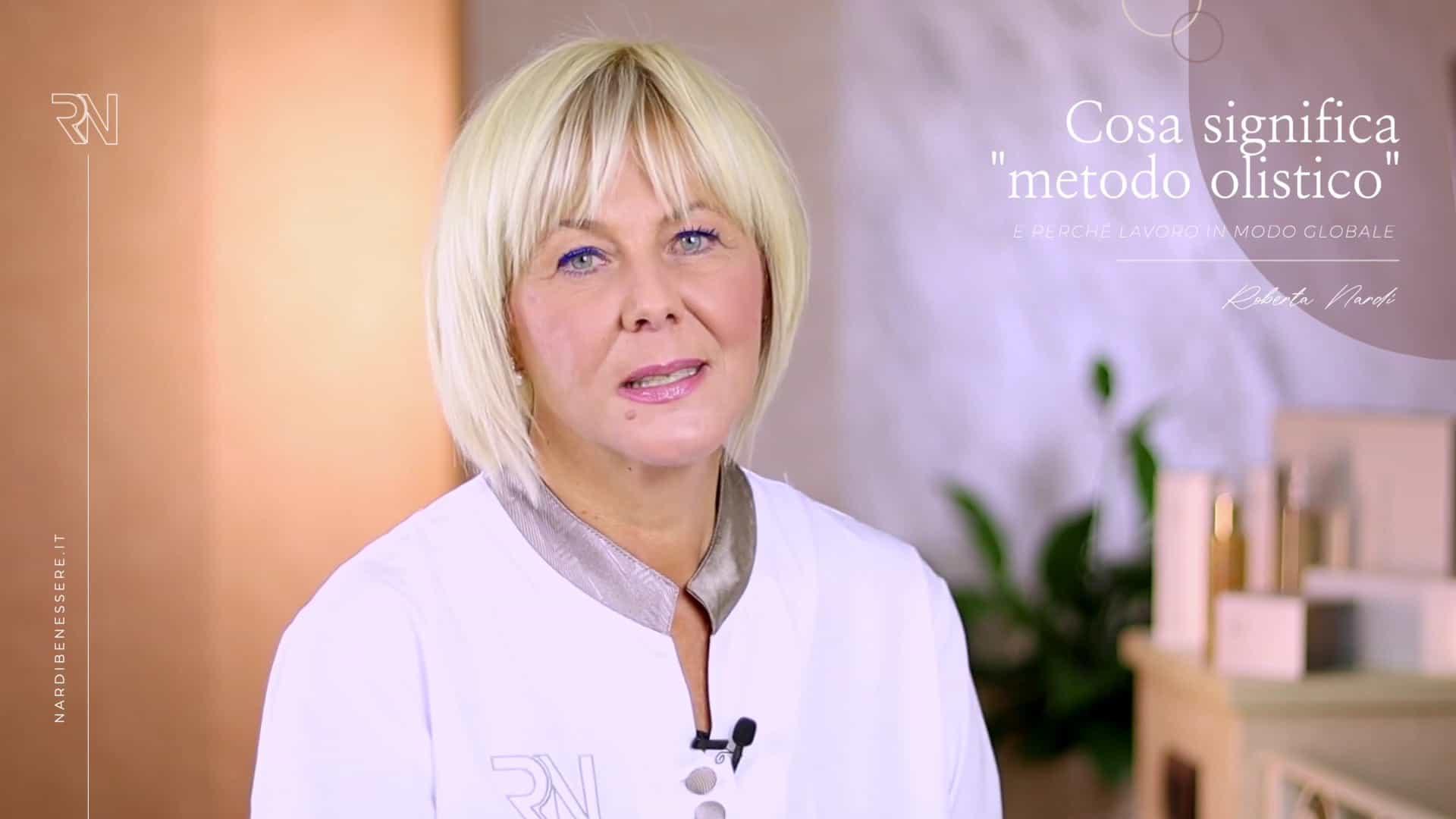 Roberta Nardi spiega Il Metodo RN